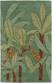 surya kashi kst 66 dark sage green closeout area rug