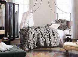 italian canopy bed craigslist find of the day anthropologie italian caign queen