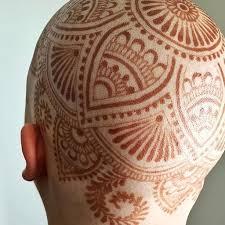 umgang mit glatze nach chemotherapie wie henna mut macht art