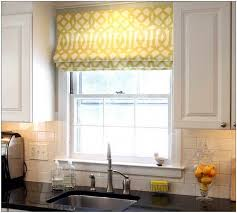 kitchen curtains ideas modern amusing modern kitchen curtains yellow going to of for the