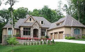 walkout ranch house plans hillside walkout basement house plans beautiful home architecture