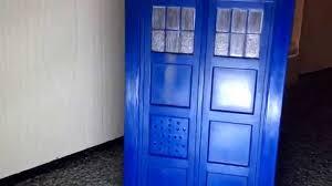 Tardis Interior Door Doctor Who My Custom Made Classic Tardis