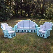 Bamboo Patio Set by Used Patio Furniture Ebay