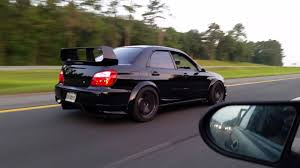 subaru wrx widebody highwaystar garage presents ramons wide body wrx youtube