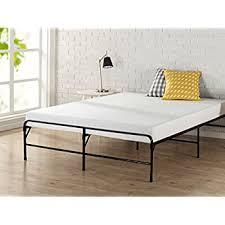 amazon com kings brand furniture platform bed frame mattress