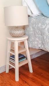 tiny bedside table 21 super small nightstands ready to fit in petite bedrooms