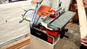 Used Combination Woodworking Machines For Sale Uk by Zinken Mia 6 Combination Woodwork Machine Youtube