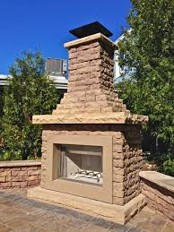 claremont fireplace outdoor fireplace kits outdoor living