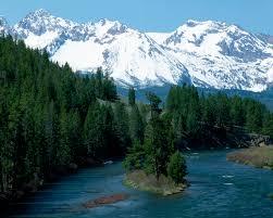 Mountains Salmon River And Sawtooth Mountains Idaho Pictures Idaho