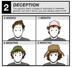 men growing hair out stages the 6 stages of growing your hair out guys album on imgur