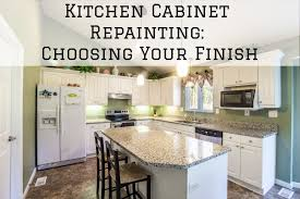 how to paint stained kitchen cabinets choosing your kitchen cabinet finish jng painting
