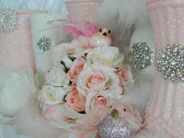 wedding decoration classy decorating ideas with pink and white