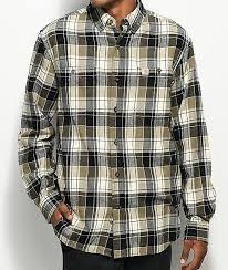flannel shirts for zumiez