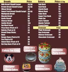 bakes n cakes menu indirapuram ghaziabad get prices menu