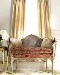 Country French Sofas by Zsazsa Bellagio Chic U0026 Style Subbu Pinterest White Gold