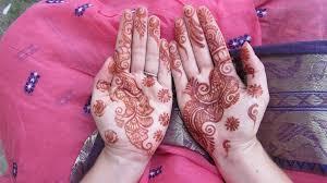 free photo india wedding hands henna tattoo free image on