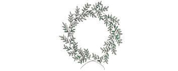 ways to draw laurel wreaths the postman s knock