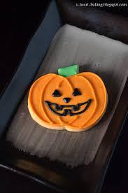 i heart baking halloween cookies jack o lantern pumpkin spice
