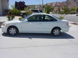 96 honda civic 2 door coupe fs civic ex automatic white 2 door coupe
