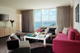 Miami Interior Design by Luxury Hospitality Hotel Interior Design Of Gansevoort Hotel Miami