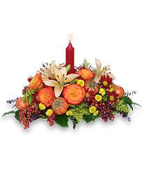 thanksgiving table flower arrangements themontecristos