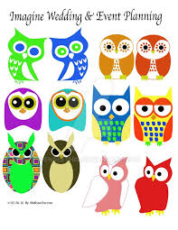 different owl designs by enseethis on deviantart