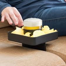 plateau de canapé snack pour canape et table