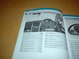 mercedes benz w245 b class owners manual handbook 2008 2011