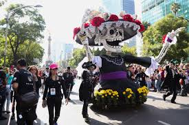when is day of the dead 2017 what u0027s the festival all about and is
