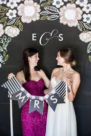 photo booths for weddings inspired by minted s new wedding reception decor packages photo