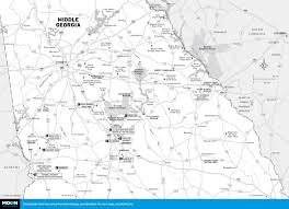 Augusta Ga Map Printable Travel Maps Of Georgia Moon Travel Guides
