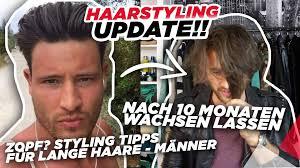 Frisuren Mittellange Haar Tipps by Haarstyling Update Nach 10 Monaten Wachsen Lassen Zopf Styling
