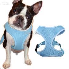 Soft Blue Color 2017 Soft Dog Harness Blue Color From Allinulife 6 96 Dhgate Com