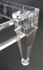 acrylic home design inc custom acrylic furniture design architectural plastics