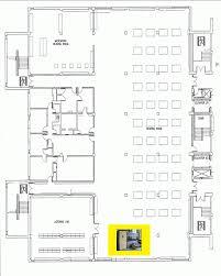 burritt library map