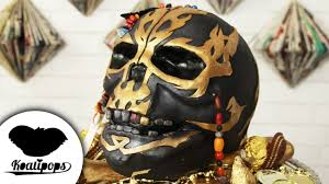 pirates of the caribbean skull cake disney party ideas diy