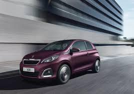 peugeot compact car peugeot 108 3 door elegance u0026 innovation peugeot malta