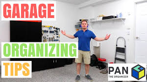 how to organize your garage tools u0026 hardware youtube