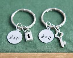 personalized keychain gifts keychains etsy