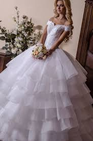 wedding poofy dresses wedding dresses