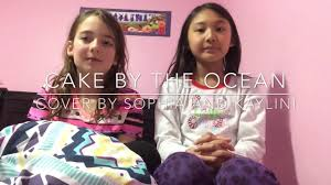 cake by the ocean dnce cover by kaylini and sophia clean version