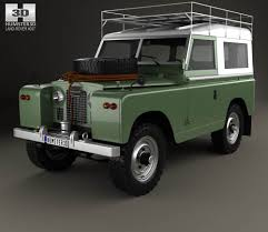 land rover series 3 custom land rover 3d models hum3d