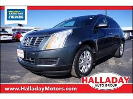 cadillac srx 4 2013 used 2013 cadillac srx for sale near fort collins wy laramie