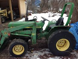 john deere 750 with loader page 2