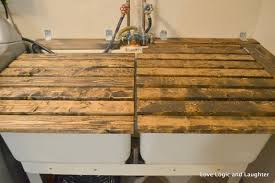 Utility Sink Laundry Room by Make It Mommy Laundry Room Makeover Updated Utility Sink