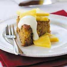 dole nz tropical gold pineapple and carrot cake
