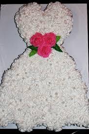 Kitchen Tea Cake Ideas by Best 20 Wedding Dress Cake Ideas On Pinterest Wedding Dress