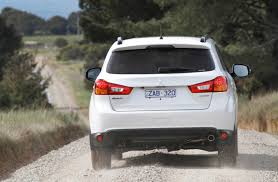 mitsubishi suv 2014 2014 mitsubishi asx extra features mechanical tweaks revised