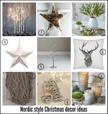 five ways to create a nordic christmas style in your home fresh