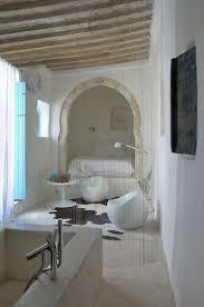 chambre avec salle de bain pour ou contre la salle de bain ouverte sur la chambre alcôve